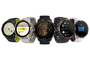 Suunto 7 Smartwatch Delivers Leading Sports Expertise For Everyday Life with Wear OS by Google™