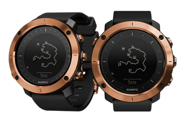 Suunto Traverse Alpha Copper for selected markets and dealers