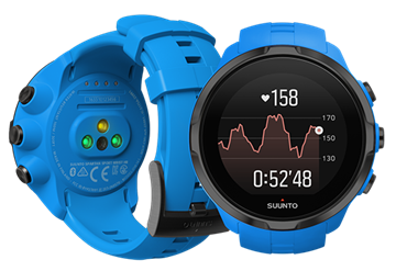 Suunto Spartan Sport Wrist HR combines convenient optical heart rate with robust build