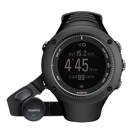 SUUNTO AMBIT2 R BLACK (HR)