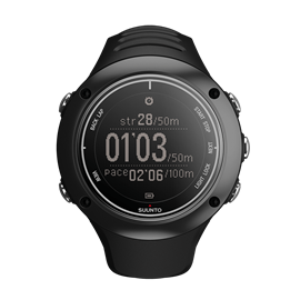 SUUNTO AMBIT2 S BLACK LIMITED EDITION