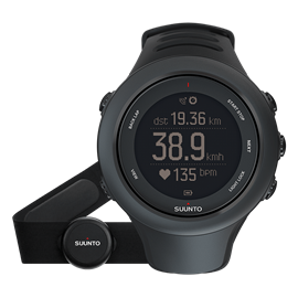 【SAVE 30%!】SUUNTO AMBIT3 SPORT HR ブラック