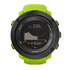Suunto Ambit3 Vertical Lime