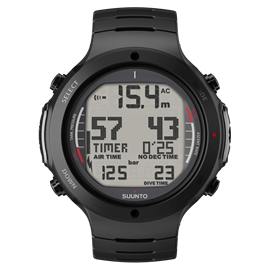 SUUNTO D6I ALL BLACK STEEL