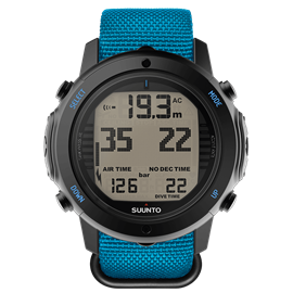 SUUNTO D6I NOVO INSTRUCTOR BLUE ZULU
