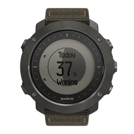 SUUNTO TRAVERSE ALPHA フォリッジ