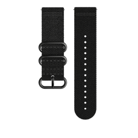SUUNTO TRAVERSE ALPHA STEALTH TEXTILE STRAP KIT
